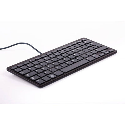 Raspberry Pi Keyboard and Hub Black