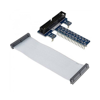 T Shape Cobbler Breakout Kit - 40 Pin for Raspberry Pi - Vilros.com