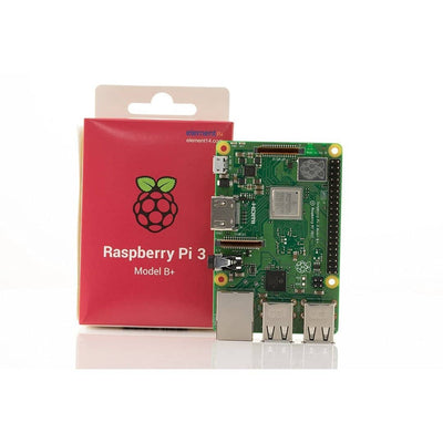 Vilros Raspberry Pi 3 B Plus Complete Starter Kit with Clear Transparent Dual Covers Case - Vilros.com