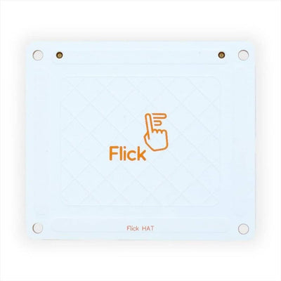 Flick HAT 3D Tracking & Gesture for Raspberry Pi