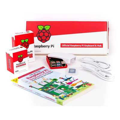 Raspberry Pi 4 Desktop Kit US Version - Vilros.com