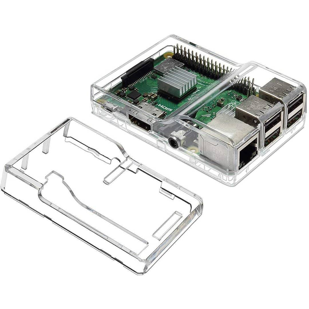 Raspberry Pi 3 B Plus Basic Camera Starter Kit | Vilros com