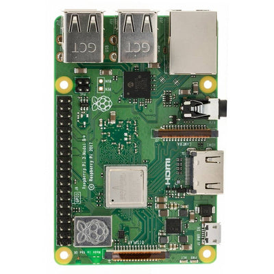 Vilros Raspberry Pi 3 Model B+ (B Plus) With set of 2 Aluminum Heatsink - Vilros.com
