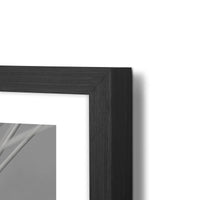 Black wood frame / 70x100