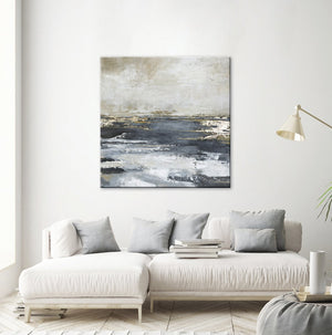 Freja / Blue Bay | HANDMADE PAINTING
