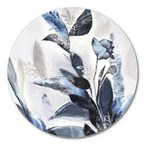 Blue Leaves | CIRCLE ART