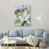 Freja / Flower Varity 1 | HANDMADE PAINTING