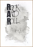 Rock and Roll | POSTER BOARD
