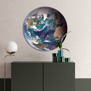 The Blue Marble | CIRCLE ART