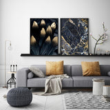 Black Marble | POSTER BOARD