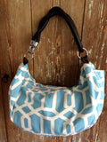 Mod Baby Blue Hobo/Messenger (Adjustable 3-in-1)