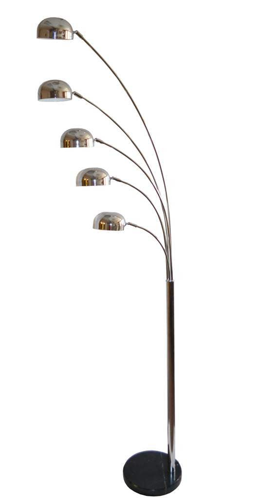 Lampe arc 5 branches