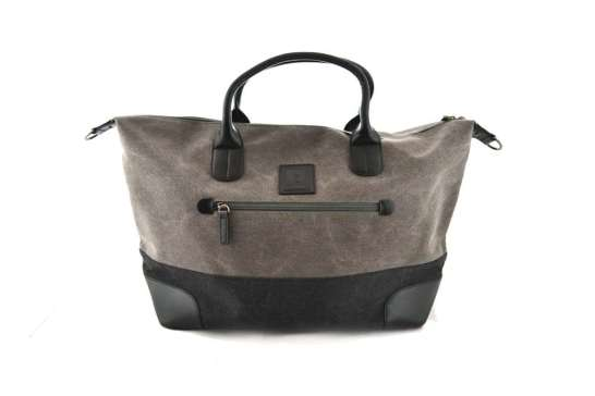 Sac de transport gris