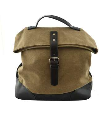 Sac  beige  avec sangle