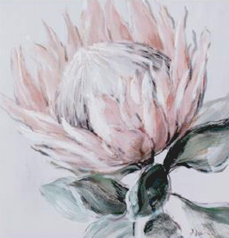 Canvas protea