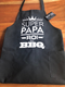 Tablier - Super papa roi du bbq