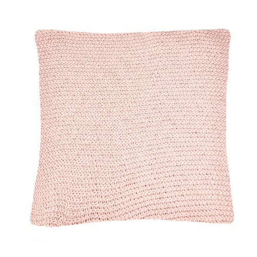 Coussin euro Bulky Rose