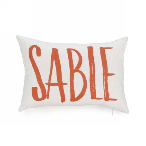 Coussin Sable
