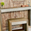 Collection Marie-Christine - Console grise ( 3mcx)