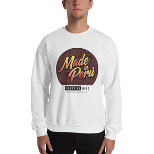 Peru Sweatshirt - Made in Perú | Peruvian PeruvianMood