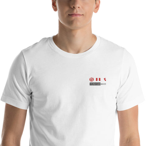 Peru T-shirt - Patriot | PeruvianMood