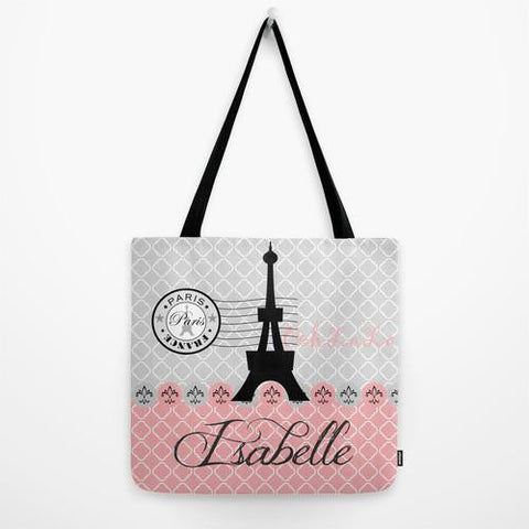 Eiffel Tower Paris Everything Bag For Kids