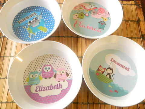 Matching Personalized Bowls