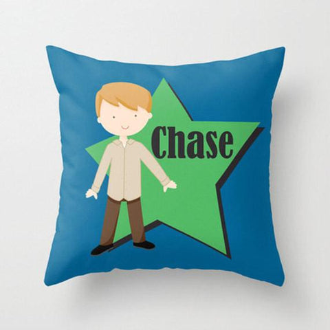 It's Me! Personalized Throw Pillow for Kids