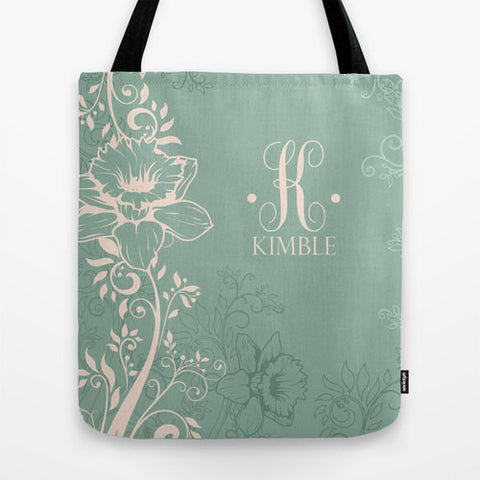 Monogram Tote Bag III