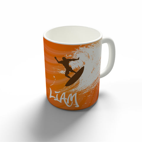 Surfs Up Mug