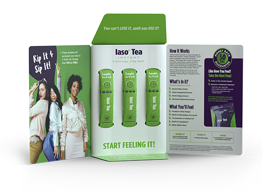 1 Day Detox Tea Sample Kit