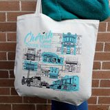 Cherish Your Inner West Shopping Bag