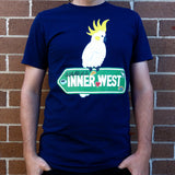 Men's Sulphur Crest Inner West T-Shirt