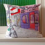 Marie Louise Salon Enmore Cushion Cover