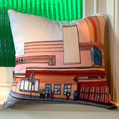 Enmore Theatre Cushion Cover