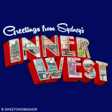 Kid's Greetings from the Inner West T-Shirt