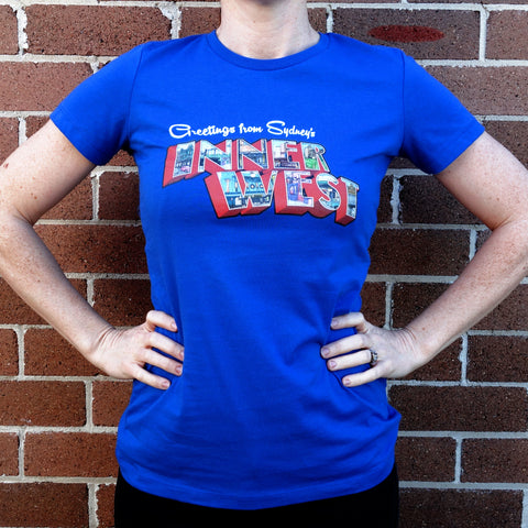 Women's Greetings from the Inner West T-Shirt