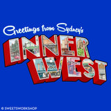 Men's Greetings from the Inner West T-Shirt