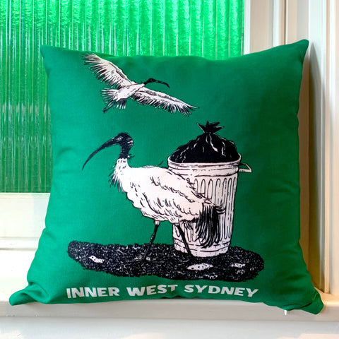 Bin Chicken Cushion Cover