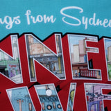 Greetings From Sydney's Inner West Cushion Cover