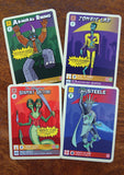 Pack of Heroes Superhero Card Game
