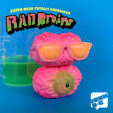 Neonshade & Toxiclops - Rad Brains Double Stack Resin Art Toy