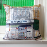 Rio Milk Bar Summer Hill Cushion Cover