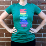 Women's Inner West Line T-Shirt