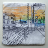 Summer Hill Station Cushion Cover