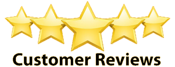 +1500 Online Reviews From Google, Facebook, Yotpo & Trustpilot!