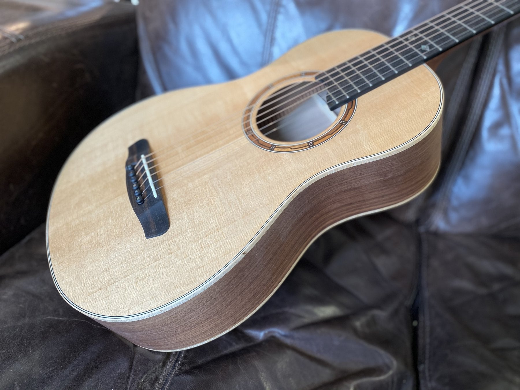 The Dowina BV Parlor Guitars Are Second To None - From Just £699