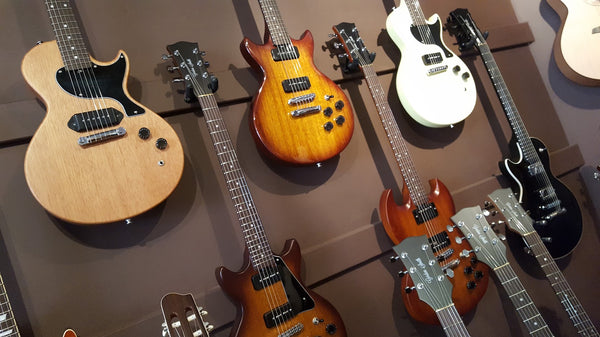 Gordon Smith Guitars In Stock