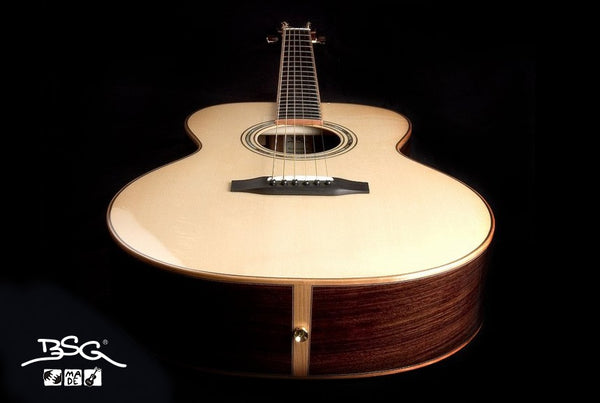 BSG Guitars.  The Most Wonderful Things Happen Organically