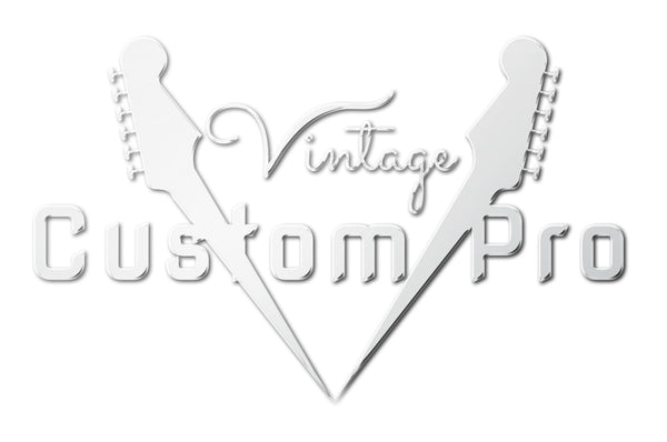 Vintage Custom Pro - Explained